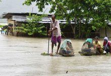 Photo of Assam Flood Deteriorates, Affects 2.25 Lakh People In 9 Districts