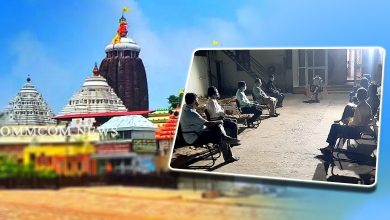 Photo of COVID Scare Haunts Jagannath Temple Servitors: Puri To Enforce Stringent Virus Protocols