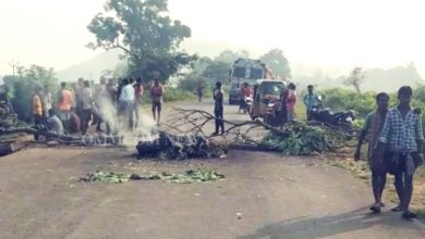 Photo of Truck Runs Over Rayagada Woman, Irate Locals Block Highway