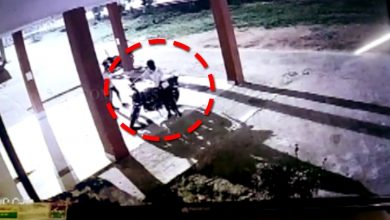 Photo of Bike Lifters On Prowl On Dhenkanal DHH Premises, CCTV Captures Crime