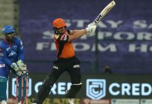 Photo of Bairstow, Warner And Williamson Take SRH To 162/4