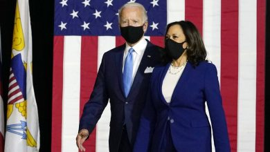 Photo of Biden, Harris Release Tax Returns Before Debate