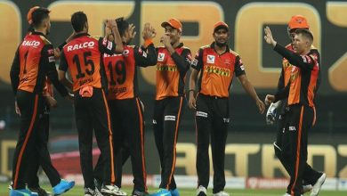 Photo of All-Round Effort Helps SunRisers Notch First Win