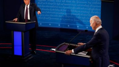 Photo of Trump, Biden Trade Early Jabs In First Presidential Debate