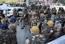 Photo of Section 144 In Hathras, Borders Sealed