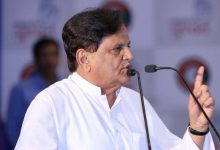 Photo of Congress Treasurer Ahmed Patel Tests Covid Positive