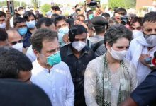 Photo of After Drama Over Detention While Going To Hathras, Rahul, Priyanka Released