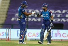 Photo of Pollard, Pandya's Late Blitz Helps MI Reach 191/4