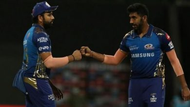 Photo of Bumrah, Suryakumar Script Mumbai's Thumping Win
