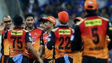 Photo of SRH Turn The Screws To Limit KXIP To 126/7