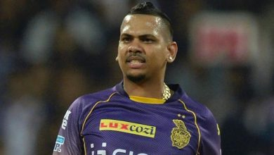 Photo of Narine Left Out Despite Getting All-Clear