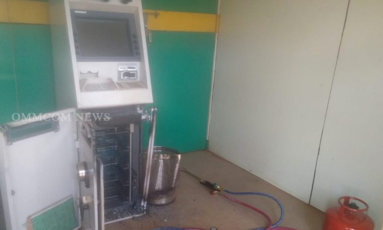 Bhubaneswar: PNB ATM Looted Of Rs 28 Lakh With Gas Cutter