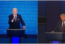 Photo of Trump, Biden To Debate With Mike Muzzle To Cut Interruptions