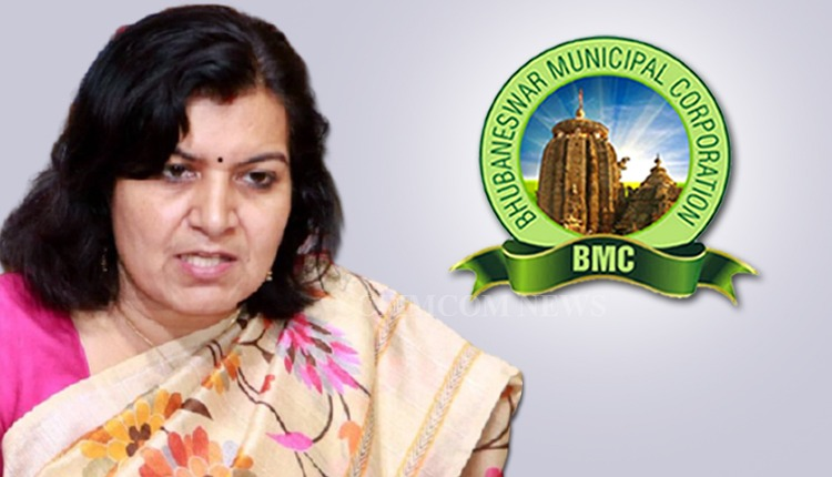 BMC Okays Opening Of MP Aparajita's Sealed Office
