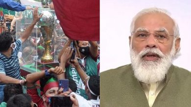 Photo of PM Congratulates Mohun Bagan On I-League Win