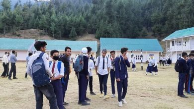 Photo of Life Along The LoC: Cross-Border Shelling A Constant With Exam Preparation For Students