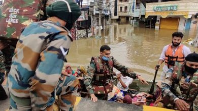 Photo of Army Relief Teams On Standby In Hyderabad