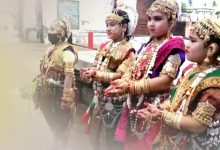 Photo of Pilgrim City Witnesses Age-Old 'Neta Pila' By Little Girls Of Sevayat Families