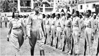 Photo of Centre Commemorates 77th Year Of Azad Hind Govt Formation