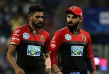 Photo of Siraj Leads RCB Stranglehold, Limit KKR To 84/8