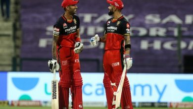 Photo of RCB Maul Listless KKR By Eight Wickets, Go Atop