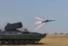 Photo of India Successfully Tests Anti-Tank Guided Missile Nag, Ready For Induction In Army