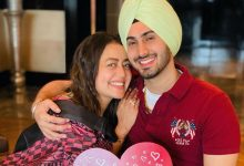 Photo of Neha Kakkar Shares Images Of Rohanpreet's Marriage Proposal