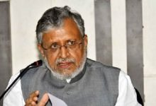 Photo of Bihar Deputy CM Sushil Modi Tested Covid-19 Positive