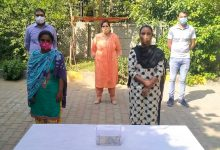 Photo of Delhi Police Bust Gang Of Women Thieves From MP