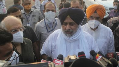 Photo of Ruling Congress Played Fraud With Farmers: Sukhbir Badal