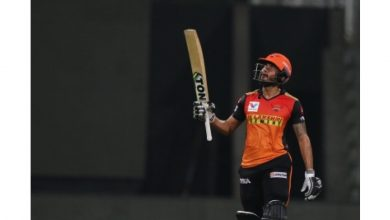 Photo of SRH Ride Pandey-Shankar Stand To Beat RR, Keep Afloat
