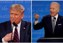 Photo of Mute Button, Masks Headline Final Trump, Biden Debate