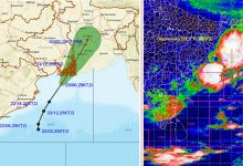 Photo of Deep Depression Over BoB To Cross WB & Bangladesh Coast Around Noon