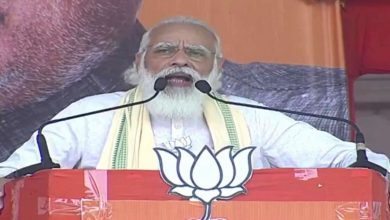 Photo of Modi Raises Galwan, Art 370 Issues In First Bihar Rally