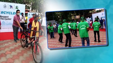 Photo of BSCL Gifts Bicycles To Covid Volunteers  To Promote 'Cycle For Change'