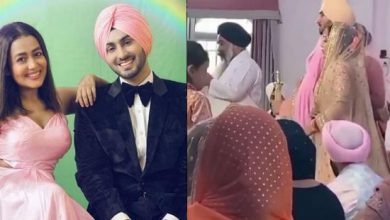 Photo of Neha Kakkar, Rohanpreet Have A Gurdwara Wedding