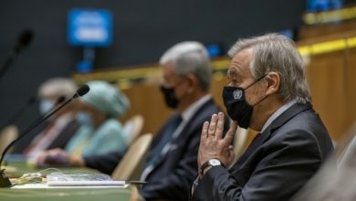 Photo of Guterres Calls For Global Solidarity On UN Day