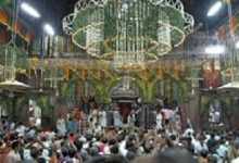Photo of Mathura's Banke Bihari Temple Reopens