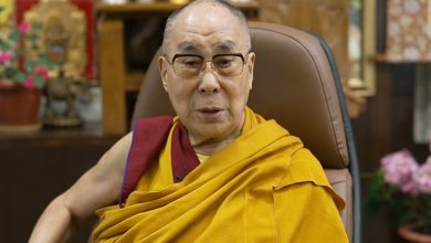 Photo of Dalai Lama Hails Nuclear Treaty To Set Into Force