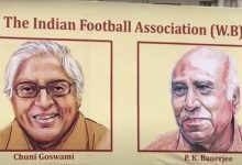 Photo of Goswami, Banerjee, Manna Hoardings Get Prominence During Puja In Kolkata