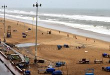 Photo of Tourist Goes Missing At Puri Blue Flag Beach