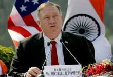 Photo of US Will Provide Any Support To India As 'Deterrence' Against China: Pompeo