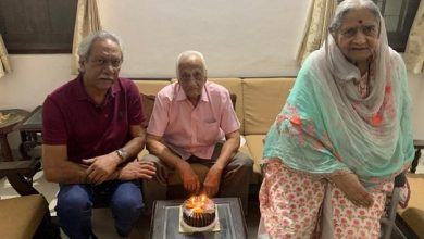Photo of Oldest Indian Test Cricketer DK Gaekwad Turns 92, Has Sharp Memory