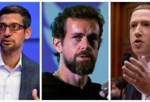 Photo of US Panel Set To Grill Facebook, Google, Twitter CEOs