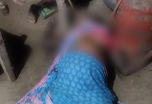 Photo of Elderly Woman's Body Recovered From House, Murder Alleged