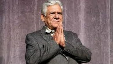 Photo of Om Puri Honoured At India International Film Festival Of Boston