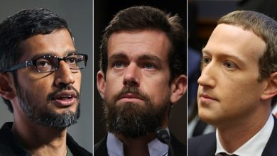 Photo of US Congress Grills Twitter, Facebook, Google CEOs