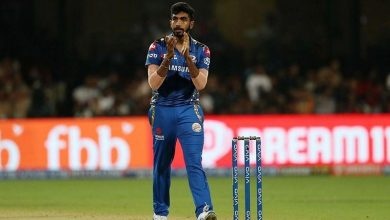 Photo of Bumrah Bags 3 Wkts As MI Restrict RCB To 164/6