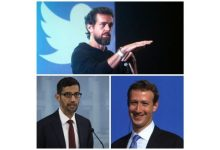 Photo of 'Who The Hell Are You?', US Lawmakers Scold Twitter, Facebook, Google CEOs
