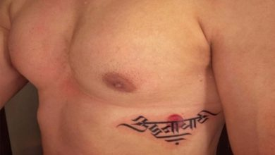 Photo of Kunal Kemmu's New Tattoo Took 4 Years To Complete